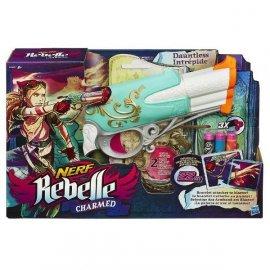 HASBRO B1699 Nerf Rebelle Charmed Dauntless