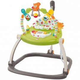 Fisher Price CBV62 SKOCZEK Woodland Friends SpaceSaver