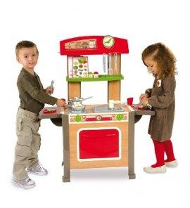 SMOBY 24028 Duża kuchnia Nature dla dzieci