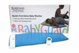 IbabyGuard Bezprzewodowy Monitor oddechu+niania