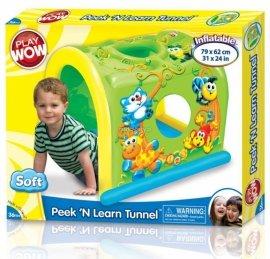Play WOW PW-3039 Nadmuchiwany interaktywny tunel