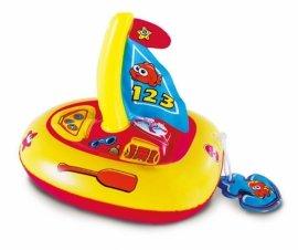 Play WOW PW-3075 Nadmuchiwana łódka pełna przygód