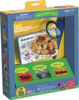 CROOPEN KACP85036 Interaktywne karty mówiące Crocopen Jedzenie