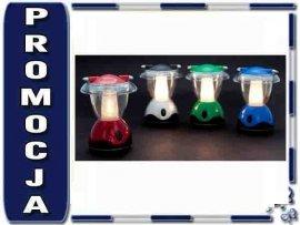 KX3964 Mini Latarnia LAMPKA cempingowa 4 KOLORY