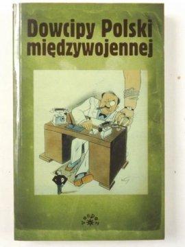 Książka - Dowcipy Polski Międzywojennej