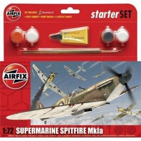 AIRFIX Supermarine Spitfire Starter Set