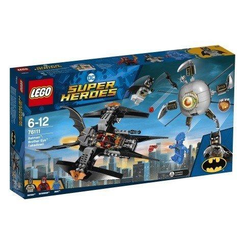 LEGO Polska Klocki Super Heroes Batman Pojedynek z Brother Eye