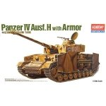 ACADEMY PANZER IV AUSF. H WITH ARMOR 13233 SKALA 1:35