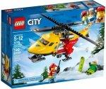 LEGO CITY HELIKOPTER MEDYCZNY 60179 5+