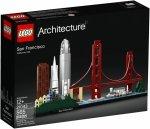 LEGO ARCHITECTURE SAN FRANCISCO 21043 12+