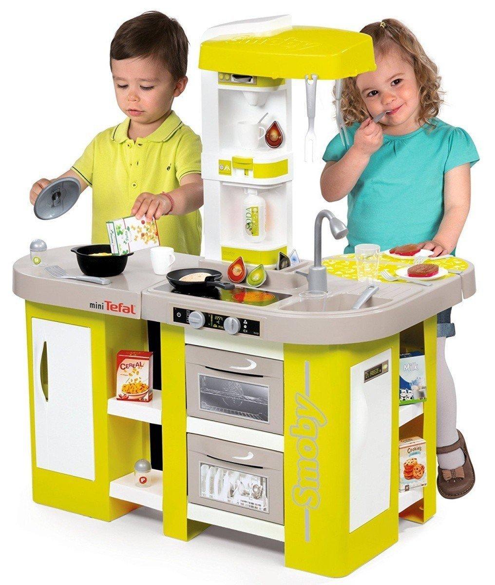 Smoby Kuchnia Mini Tefal Studio Xxl 311024 3 Kuchnie