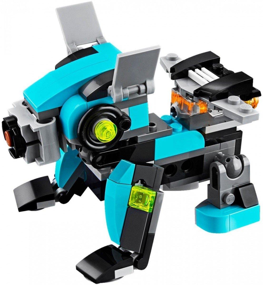 Lego Creator Robot Odkrywca 31062 7 Creator Lego Malakopl