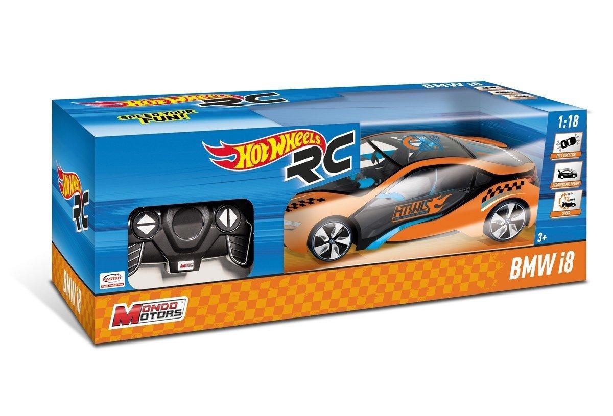 Brimarex Hot Wheels R C 1 18 Bmw I8 3 Zdalnie Sterowane Malako