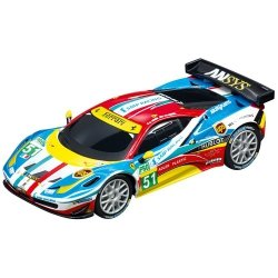 CARRERA AUTO GO!!! 458 ITALIA GT2 AF CORSE NO 51 6+