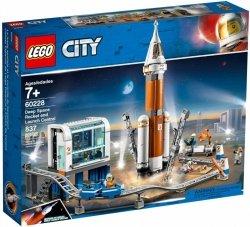 LEGO CITY CENTRUM LOTÓW KOSMICZNYCH 60228 7+