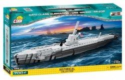 COBI KLOCKI GATO CLASS SUBMARINE-USS WAHOO SS-238 4806 10+