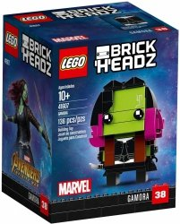 LEGO BRICKHEADZ GAMORA 41607 10+