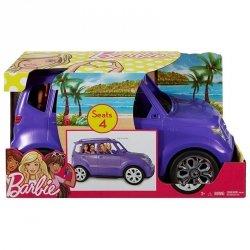 MATTEL BARBIE FIOLETOWY SUV DLA LALKI DVX58 3+