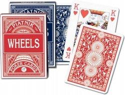 Karty Wheels pokerowe talia 55 kart