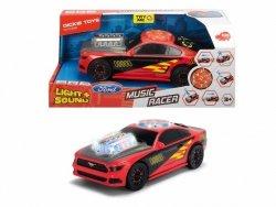 DICKIE AUTO RACING MUSIC RACER 23CM 3+