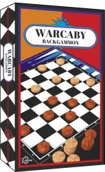 ABINO GRA WARCABY BACKGAMMON 5+