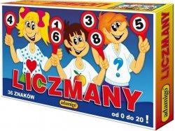 ADAMIGO LICZMANY OD 0 DO 20 5+