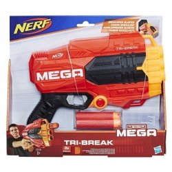 HASBRO NERF MEGA TRIBREAK 	E0103 8+