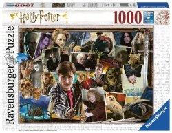 RAVENSBURGER 1000 EL. HARRY POTTER VOLDEMORT PUZZLE 14+