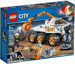 LEGO CITY JAZDA PRÓBNA ŁAZIKIEM 60225 5+