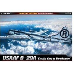 ACADEMY B-29A ENOLA GAY & BOCKSCAR SKALA 1:72