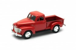WELLY CHEVROLET 1953 3100 PICKUP SKALA 1:34