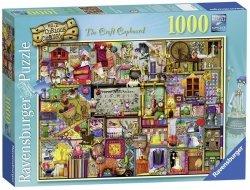 RAVENSBURGER 1000 EL. NIEPOWTARZALNY KREDENS PUZZLE 12+