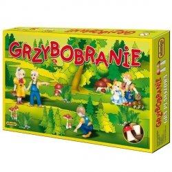 ADAMIGO GRA GRZYBOBRANIE 4+