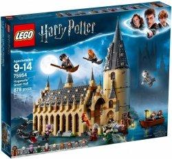LEGO HARRY POTTER WIELKA SALA W HOGWARCIE 75954 9+