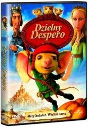 DZIELNY DESPERO (Tale of Despereaux) (DVD)