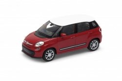 WELLY FIAT 2013 500L SKALA 1:34
