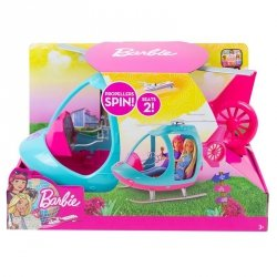 MATTEL HELIKOPTER BARBIE FWY29 3+