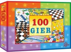 ABINO GRA ZESTAW 100 GIER 5+