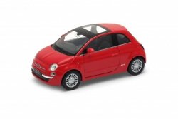 WELLY FIAT 500 SKALA 1:34