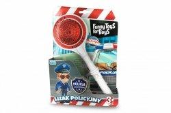 ARTYK LIZAK POLICYJNY TOYS FOR BOYS 3+
