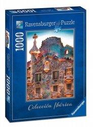 RAVENSBURGER 1000 EL. CASA BATLLO BARCELONA PUZZLE 14+