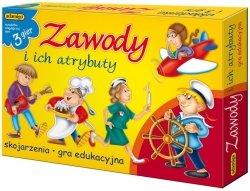 ADAMIGO GRA ZAWODY I ICH ATRYBUTY 5+