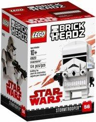 LEGO BRICKHEADZ SZTURMOWIEC 41620 10+