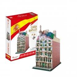 CUBICFUN PUZZLE 3D CASA BALTO 68 EL. 8+
