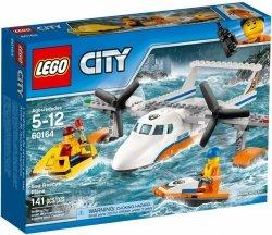 LEGO CITY HYDROPLAN RATOWNICZY 60164 5+