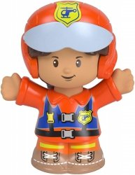 FISHER PRICE LITTLE PEOPLE PILOT LOUIS FGX52 12M+