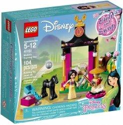 LEGO DISNEY PRINCESS SZKOLENIE MULAN 41151 5+