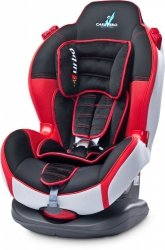 CARETERO FOTELIK SPORT TURBO 9-25 KG RED