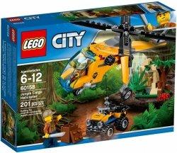 LEGO CITY HELIKOPTER TRANSPORTOWY 60158 6+