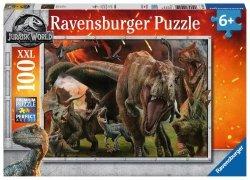 RAVENSBURGER 100 EL. XXL JURASSIC WORLD 2 PUZZLE 6+